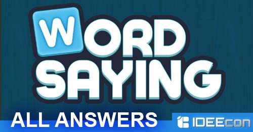 word saying answers all level packs as walkthrough app answers