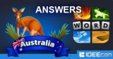 4 Pics 1 Word AUSTRALIA answers Daily Puzzle