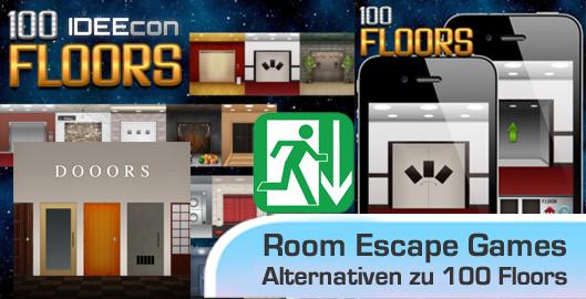 Alternativen Zu 100 Floors Room Escape Games L 246 Sungen