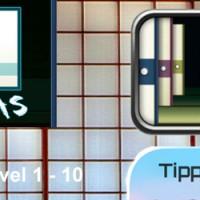 100 Fusumas Lösungen Floor 1 Level 1, 2, 3, 4, 5, 6, 7, 8, 9, 10 iPhone, iPad, iPod - walkthrough
