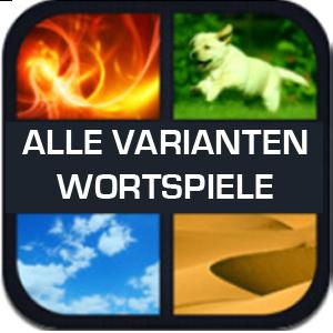 4 Bilder Ein Wort App Lösungen