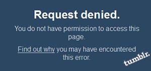tumblr-fehlermeldung-request-denied-anfrage-abgelehnt-hilfe