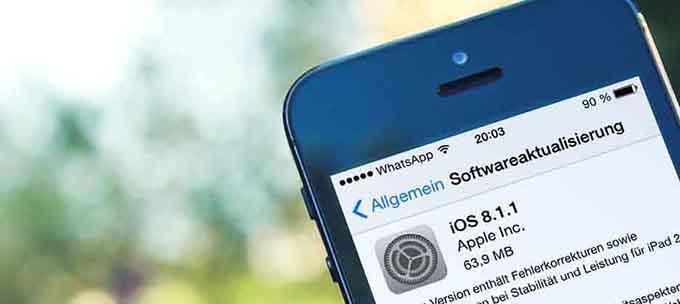 ios-8-1-1-update-ios811-update-iphone-ipad-ipod-verfuegbar