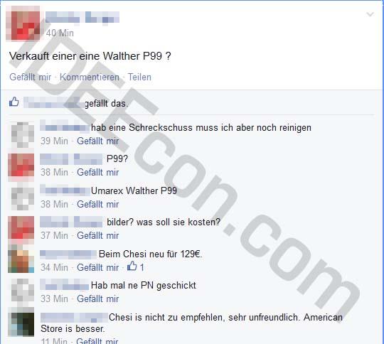 frau-verkauft-schreckschusswaffe-bei-facebook-waltherp99