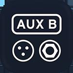 AUX B Lösung - Versunken im Kabel-Salat