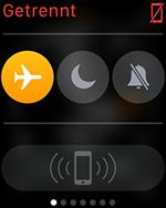 Apple-Watch-Flugmodus-aktivieren