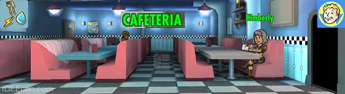Fallout-Shelter-Ressource-Nahrung-Diner-Kueche-Cafeteria