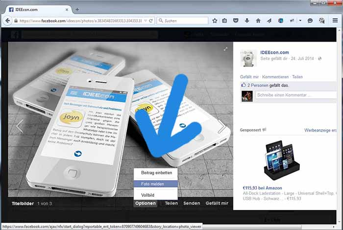 Facebook-Foto-melden-Anleitung-Hilfe