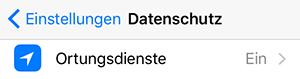 iOS-9-Akkuverbrauch-senken-Tipps-Ortungsdienste