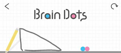 Brain Dots Lösung aller Level und Stages