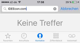 iPhone-Kontakte-suchen-funktioniert-nicht-mehr-keine-treffer