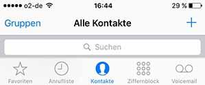 kontakte-auf-iphone-ipad-suchen-Kontaktsuche