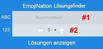 EmojiNation-Loesungsfinder