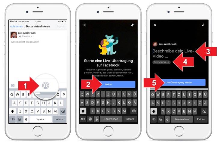 Facebook-Live-Video-erstellen-Anleitung-Livestream