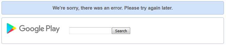 Google-Play-Store-Serverfehler-Server-Error-nicht-erreichbar