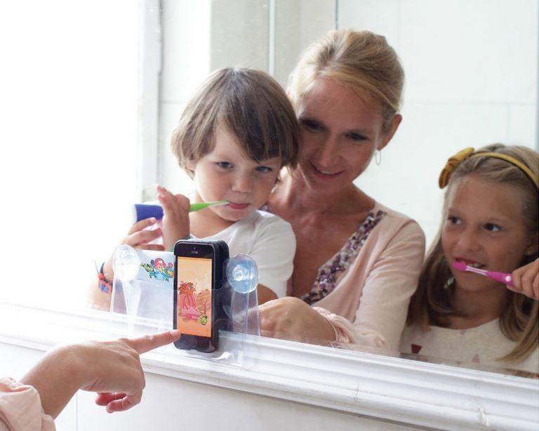 playbrush  bluetooth zahnputzaufsatz für kinder