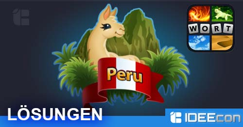 Tagesrätsel Peru