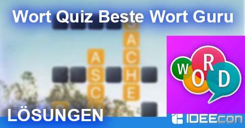 Wort Und Bild Quiz Lösung