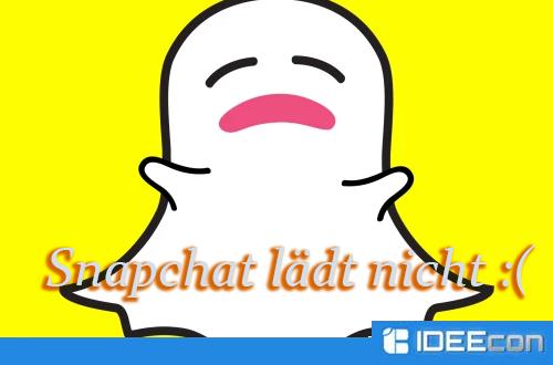 Snapchat Karte Voll.Snapchat Snaps Stories Laden Nicht Losungen Tipps