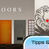 Doors iPhone App Hilfe Anleitung Lösung Beschreibung