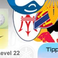 Logo Quiz App Level 22 Lösungen für iPhone, iPad & iPod App von SymblCrowd