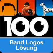 100 Pics Band Logos Lösung aller Level