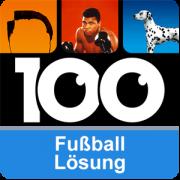100 Pics Fußball Lösung aller Level
