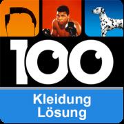 100 Pics Kleidung Lösung aller Level