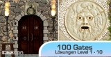 100 Gates (100 Tore) – Level 1, 2, 3, 4, 5, 6, 7, 8, 9, 10 Lösungen – Android