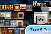 100 Floors Tipps und Tricks – Anleitung iPhone App