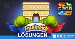 4 Bilder 1 Wort FRANKREICH Lösung aller Tagesrätsel Juli 2017