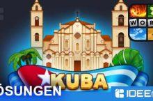 4 Bilder 1 Wort KUBA Lösung aller Tagesrätsel November 2018