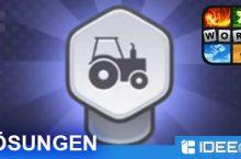 4 Bilder 1 Wort Landwirtschaft Lösungen