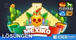 4 Bilder 1 Wort MEXICO Lösung aller Tagesrätsel September 2018
