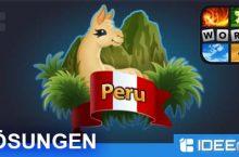 4 Bilder 1 Wort PERU Lösung aller Tagesrätsel September 2017