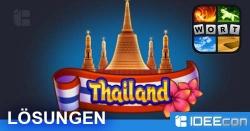 4 Bilder 1 Wort THAILAND Lösung aller Tagesrätsel November 2017