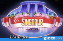 4 Bilder 1 Wort Singapur Lösung aller Tagesrätsel August 2019