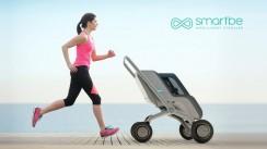 Smartbe – intelligenter Kinderwagen der alleine fährt