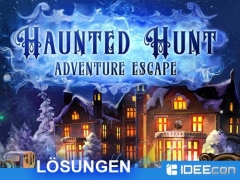 Adventure Escape Haunted Hunt Lösungen aller Kapitel