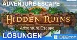 Adventure Escape Hidden Ruins Lösung aller Chapter als Walkthrough