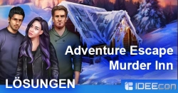 Adventure Escape: Murder Inn Lösung als Walkthrough