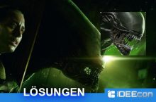 Alien: Blackout Lösung aller Level für iOS & Android
