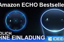 Amazon Echo/Dot endlich ohne Einladung kaufen