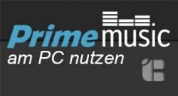 Amazon Music am PC nutzen über die Software