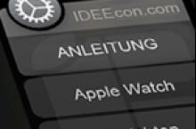 Anleitung: Apple Watch einrichten – in 8 Schritten