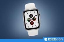 Apple Watch Series 5 hängt was kann ich machen?