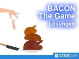 Bacon – The Game Lösungen aller Level als Walkthrough