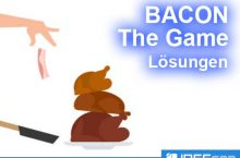 Bacon – The Game Lösungen aller Level als Walkthrough