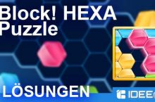 Block! HEXA Puzzle Lösung aller Level & Packages als Walkthrough