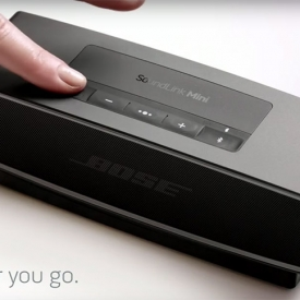 Bose Soundlink Mini II – kabelloser Lautsprecher / Soundbox